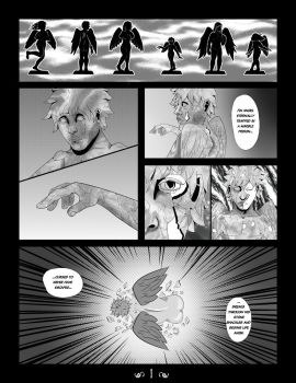 Cast Away: Page 1 by Hellish-Panda