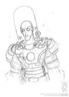 Mr Freeze - 2011 by jollyjack