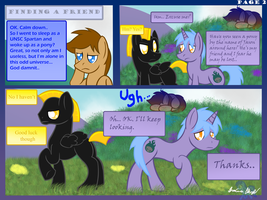 Finding a Friend Page 2 by SpeedyandRose