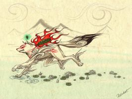 Okami by ritchat