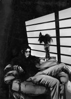 The Crow by monteirohq