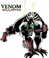 Venom Hellspawn by FenriR74