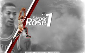 Derrick Rose 2012 by drgraphic