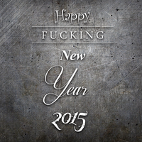 Happy New Year 2015 by AxzlRose
