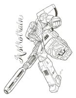 astrotrain by optimuspint