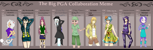 PGA- The BIG Collab by athorment