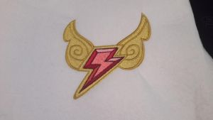 Rainbow Dash Element of Harmony Patch by Lillice