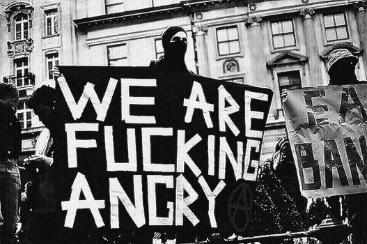 WE ARE FUCKING ANGRY by Quadraro