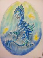 Traditional Alby (Feral) by Draglycal