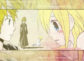 Roxas and Namine Wedding Day by Graces87