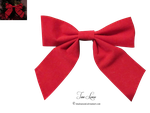Christmas Bow by TinaLouiseUk