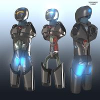 Cybernetics WIP4 by TargetView