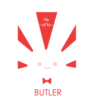 The Butler by TheLumps