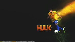 Hulk Wallpaper with Orzeu by SimonT95