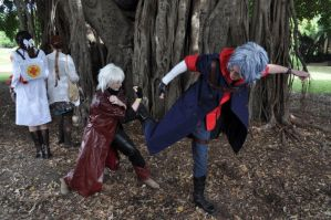 Dante: Guard by Jmage-Cosplay