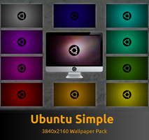 Ubuntu Simple by powerofpi