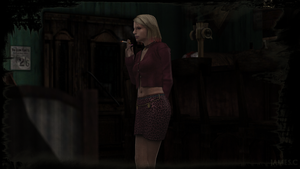 Maria - Silent Hill 2 by James--C