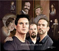 The Ghost Adventures Crew by Judydotqueen