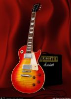 1960 Gibson Les Paul Standart by ART-havoc