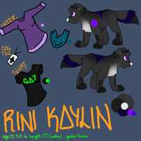 oh yowza i made rini's reff its about time by RiniWold