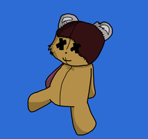 April the Teddy Bear by Aclepticmusic