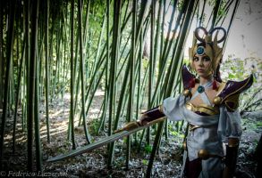 Diana Lunar Goddess cosplay - Jungle by Aoi-Berry