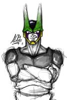 Perfect Cell by Torvald2000