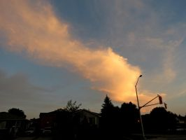 Billowing Cloud by Michies-Photographyy