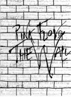 The Wall Title by PinkFloydFanForever