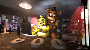 Hey Guys, Come Check This Out! (600 WATCHERS! SFM) by gold94chica