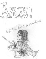 Ares by Histre