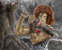 The lord of the Thundercats by antupainamku