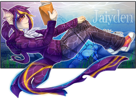.: CM - Jaiyden :. by MATicDesignS