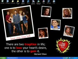 One Tree Hill Desktop by graydo-2010