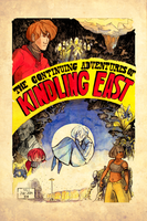 The Continuing Adventures of Kindling East by Aileen-Kailum