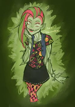 Monstrous Monster High part 4 by butt-prince-ike