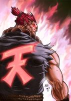 Akuma by RecklessHero
