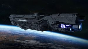 Low Orbit by The-Didact