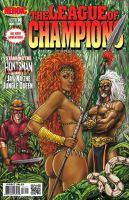 LEAGUE OF CHAMPIONS #16 coming soon by Ulderix