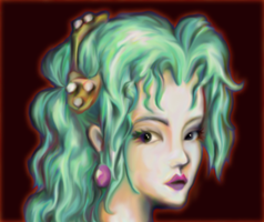 Terra Portrait by likelikes