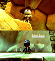 My LBP2 Characters by NoteSwift