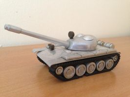 Tank modell by TigerCat-hu