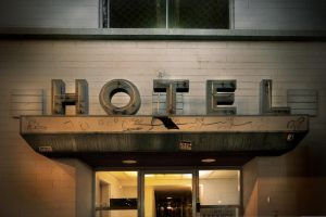 hotel by christopherBOBEK