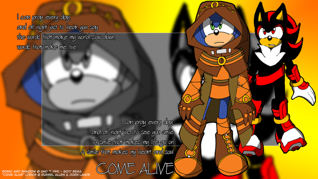 SB:LotA - Come Alive by SonicRemix