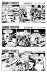 Rogue Trooper published strip episodes 1,2,3 by Paul-Moore