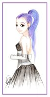 Black Party-Hay Lin by shzaam08