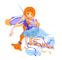 AT: Lily Harmonix (no bg) by MysticSparkleWings