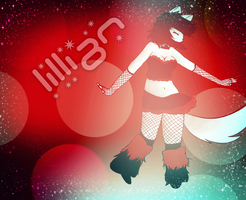 Lillian in Lights by raych3l