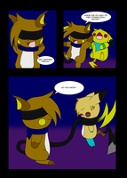 Corrupted Soul Page 22 by Pikacshu