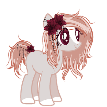 Pony Auction |OPEN| by Dulka-Adopt